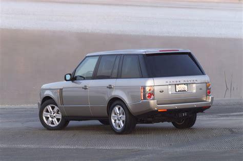 land rover range rover consumer guide auto