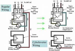 Dryer Heating Element Wire Diagram