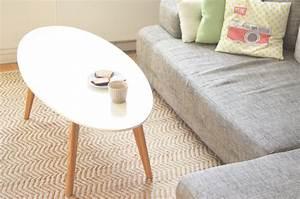 Table Basse Boheme : home sweet home la table basse scandinave ~ Teatrodelosmanantiales.com Idées de Décoration