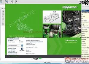 Sennebogen 821 5 1212 Model Workshop Manual Dvd