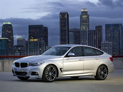 Bmw 3-series Gt Unveiled Ahead Of Geneva Show Debut