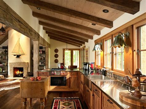 country kitchen ideas layouts cozy country kitchen designs hgtv 6073
