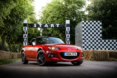 Mazda Mx 5 25th Anniversery Special Edition Scheduled To