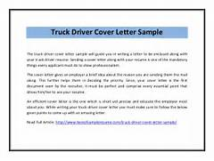 Truck Driver Cover Letter Sample Pdf Rock Truck Driver Resume Template Premium Resume Samples Truck Driver Cover Letter Sample Pdf Truck Driver Resume Sample And Tips Resume Genius