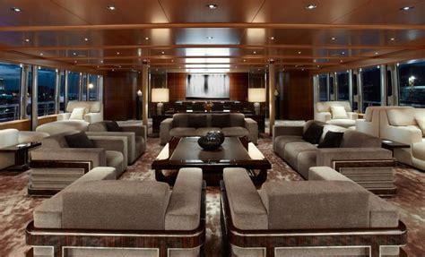 Luxury Yacht Musashi-interior Image Courtesy Of Sinot