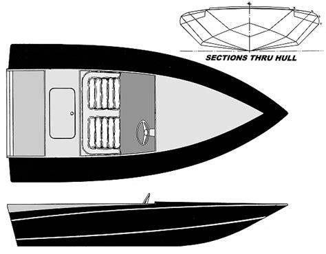 Bullet Ski Race Boats For Sale by 11 Or 12 Bullet Mini Ski Boat Boatdesign