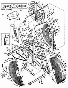 Lifestyler 831287260 Exercise Cycle Parts