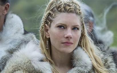 Lagertha Winnick Katheryn Lothbrok Face Vikings Desktop