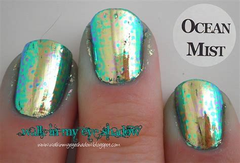 Mermaid Nail Polish On The Hunt