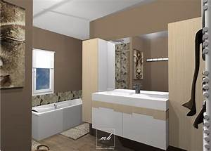 Décoration de salle de bains MH DECO