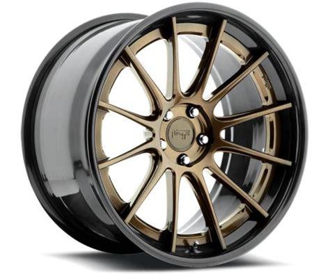 Cars With Bronze Rims : Agile 2pc Custom Finish