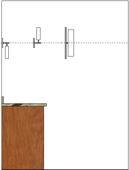 wall sconce mounting height sconce heights