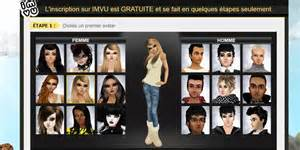 imvu simulation de vie virtuelle