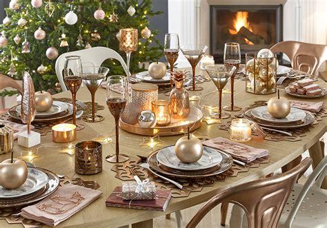 Décoration De Table De Noël  Nos Idées Pour Une Centre De