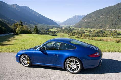 Review 2010 Porsche 911 Carrera S Autoblog
