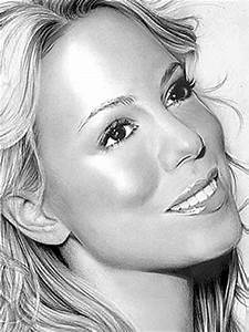 Mariah Carey Smile Drawing by riefra on DeviantArt
