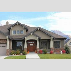 Exteriors  Craftsman  Exterior  Salt Lake City  By Jcd