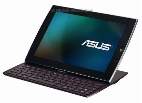 pc de bureau samsung image de l 39 article eee pad slider la tablette avec