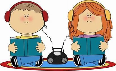 September Week Listening Center Clip Centers Floor