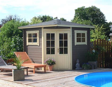 5eck Gartenhaus Modell Sunnyb 5eck Gartenhaus Modell