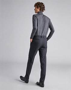Pantalon A Pince Homme : pantalon double pince carreaux bleu marine roberto ~ Melissatoandfro.com Idées de Décoration