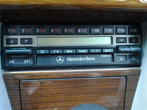 upgrading the stereo on a 300e help needed mbworld org forums