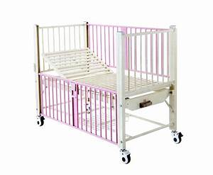 China Factory Price Manual Single Crank Children Bed