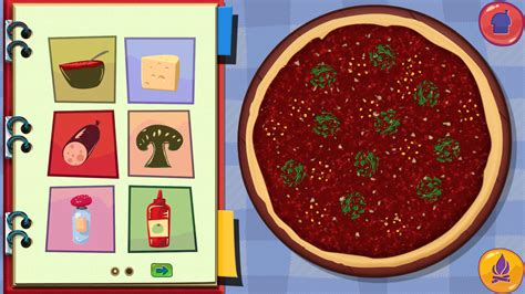 Pizzaiolo  Jeux De Cuisine  Applications Android Sur