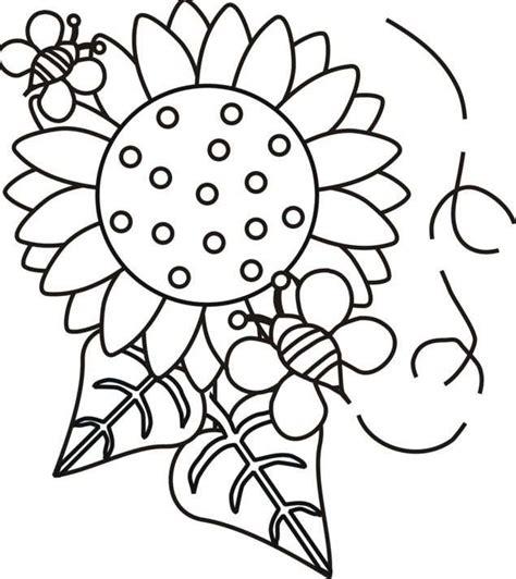 mewarnai gambar bunga tulip unik terbaru blog teraktual
