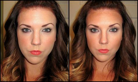 makeup hd quick post  contouring