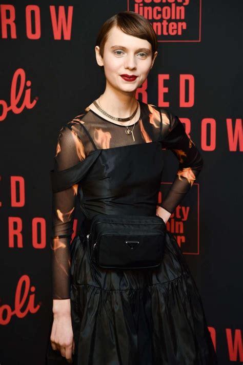 sasha frolova bikini sasha frolova red sparrow premiere in new york