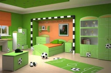 3539 child room decoration football themed bedrooms search sports