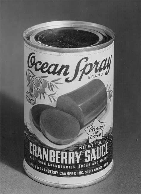 man    canned cranberry sauce arts