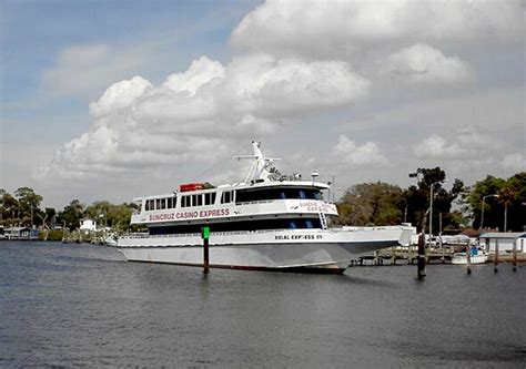 One Person Missing After Fire On Casino Shuttle Boat