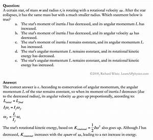 Learn AP Physics - Physics 1 and 2 - Conservation of Momentum