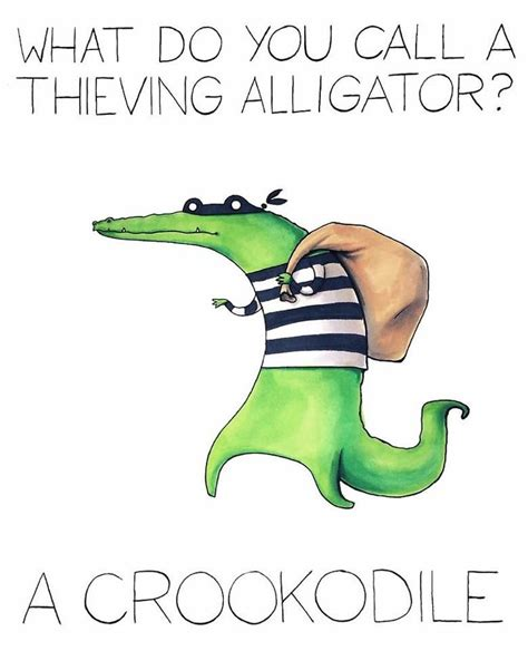 call  thieving alligator halloween