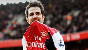 Cesc in the Arsène Wenger's greatest Arsenal XI   We Love ...