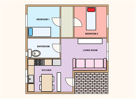 how to draw floor plans for a house how to draw blueprints for a house 9 steps with pictures