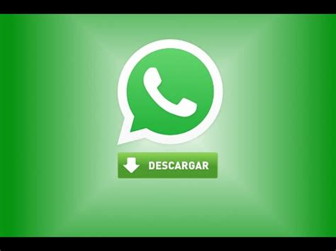 instalar y descargar whatsapp messenger para android desde play store