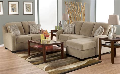 Living Room Furniture Sets With Chaise