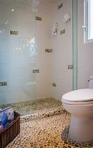 Mosaique Pour Salle De Bain : galets pour salle de bain meilleures images d ~ Premium-room.com Idées de Décoration