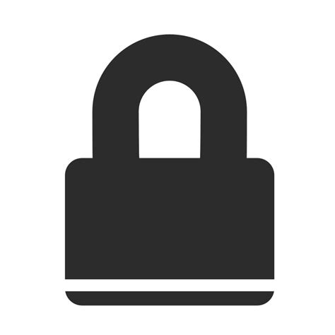 14 Check Lock Icon Images - Check Security Features ...
