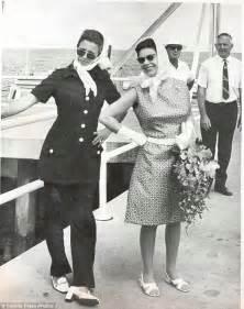 Queen Elizabeth and Princess Anne 1970