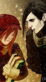 Severus Snape & Lily Evans Fan Art: HP: Lost Friendship ...