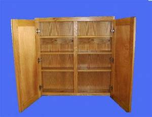 free wooden cabinet plans woodproject