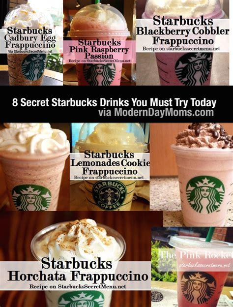 Here's the starbucks secret menu: Starbucks Secret Menu: Banana Split Frappuccino Here's the ...