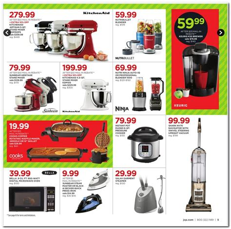 jcpenney rebate form for waffle maker jcpenney black friday ad scan for 2017 black friday