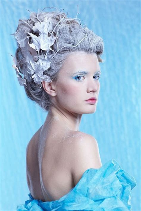 winter snow fairy    ideas trends  modern fashion blog