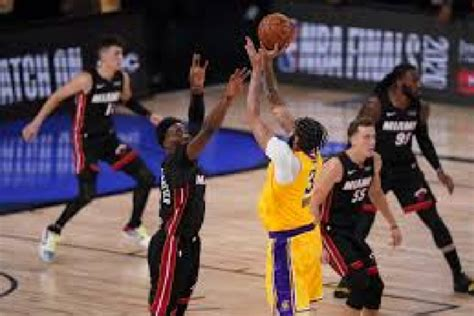 Lakers vs Heat Game 5 : Will Lakers seal the NBA finals in ...