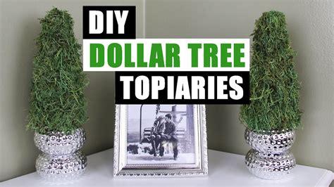 Diy Dollar Tree Topiaries, Dollar Store Diy Spring Topiary